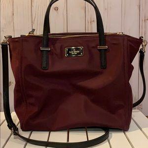 Kate Spade Plum purse